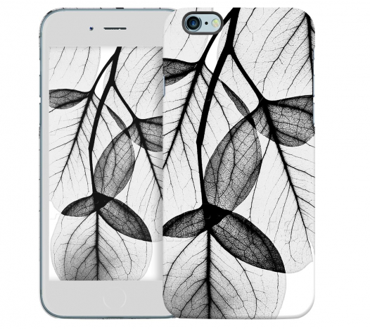 Чехол «Листики» для Apple iPhone 6 4.7