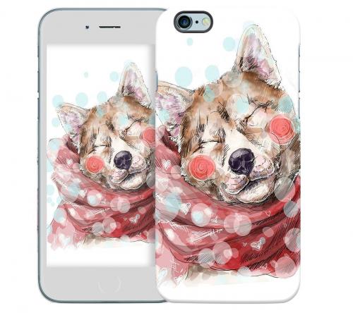 Чехол «Влюбленная собака» для Apple iPhone 6 4.7