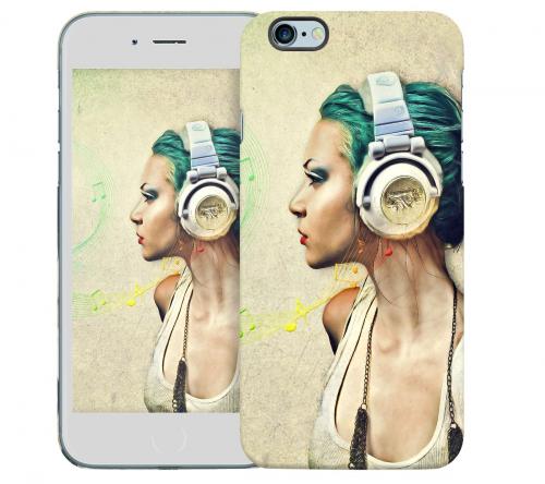Чехол «Music» для Apple iPhone 6 4.7