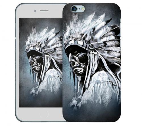 Чехол «Индеец» для Apple iPhone 6 4.7