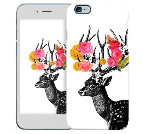 Чехол «Олень Весна» для Apple iPhone 6 4.7