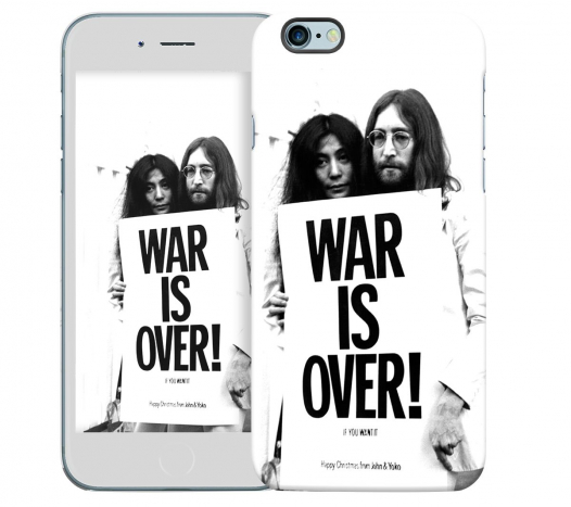 Чехол «War is over» для Apple iPhone 6 4.7