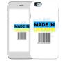 Чехол «Made in Ukraine» для Apple iPhone 6 4.7