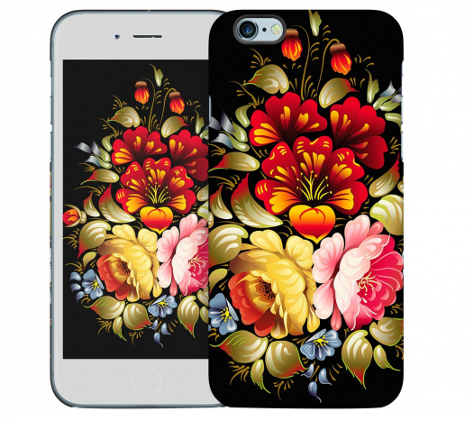 Чехол «Хохлома» для Apple iPhone 6 4.7