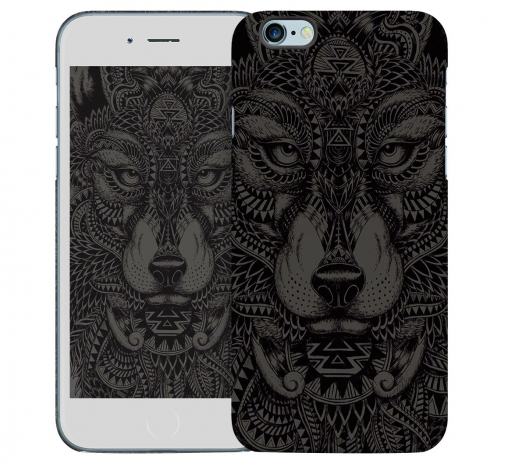 Чехол «Волк» для Apple iPhone 6 4.7