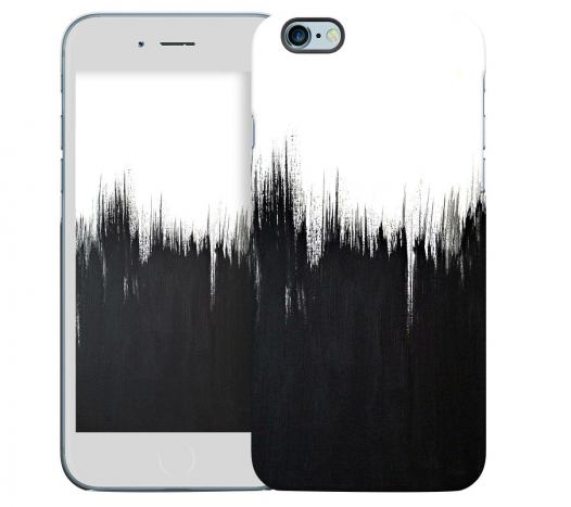 Чехол «Белое и Черное» для Apple iPhone 6 4.7