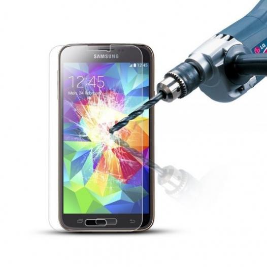 Защитное стекло Ultra Tempered Glass 0.33mm (H+) для Samsung G900 Galaxy S5