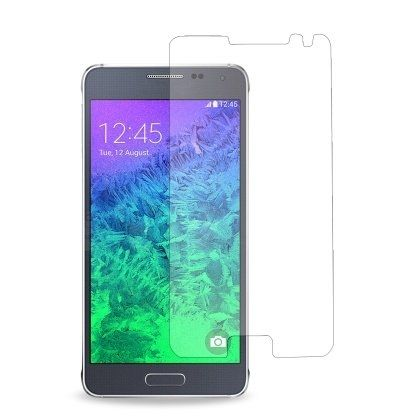 Защитное стекло Ultra Tempered Glass 0.33mm (H+) для Samsung G850F Galaxy Alpha