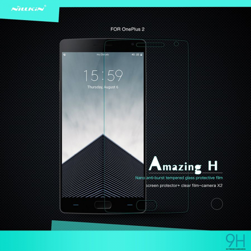 Защитное стекло Nillkin Anti-Explosion Glass Screen (H) для OnePlus 2