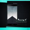 Защитное стекло Nillkin Anti-Explosion Glass Screen (H+) (закругл. края) для OnePlus 2
