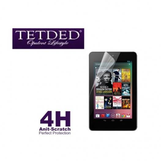 Защитная пленка TETDED (2шт.) для Google Nexus 7 New/ASUS MeMO Pad 7 (ME572C)