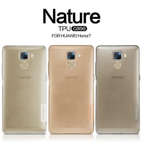 TPU чехол Nillkin Nature Series для Huawei Honor 7
