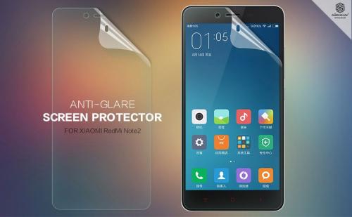 Защитная пленка Nillkin для Xiaomi Redmi Note 2 / Redmi Note 2 Prime