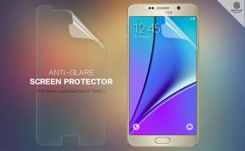 Защитная пленка Nillkin для Samsung Galaxy Note 5