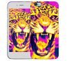 Чехол «Леопард» для Apple iPhone 6 4.7