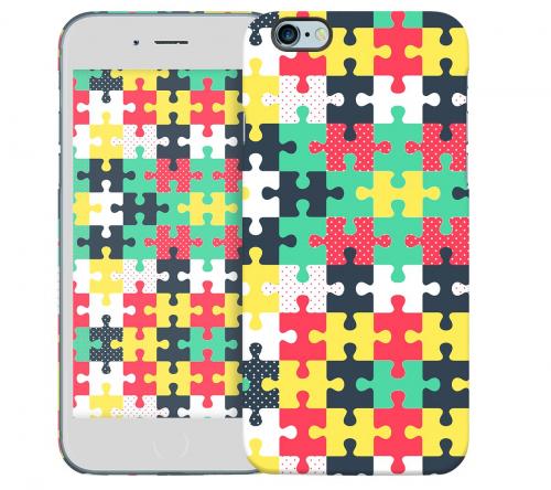 Чехол «Пазл» для Apple iPhone 6 4.7