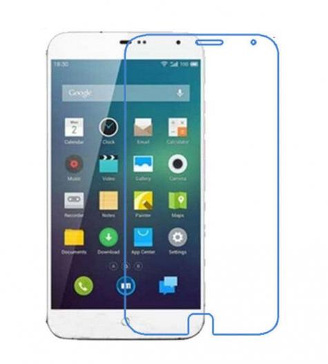 Защитное стекло Ultra Tempered Glass 0.33mm (H+) для Meizu MX4 Pro