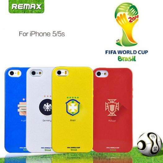 TPU чехол Remax World Cup