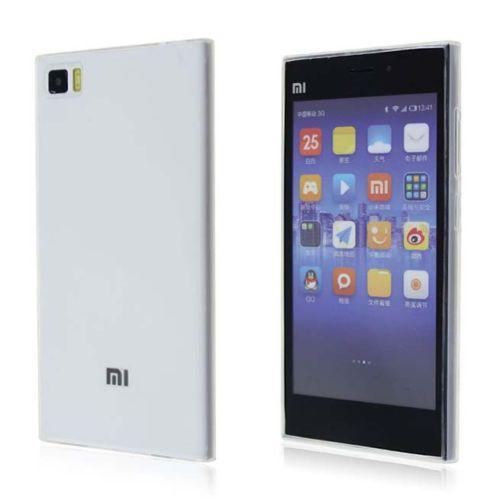 TPU чехол Ultrathin Series 0,33mm для Xiaomi MI3