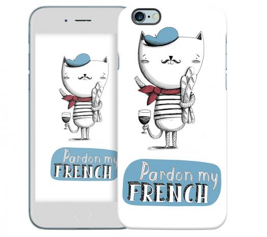 Чехол «French» для Apple iPhone 6 4.7