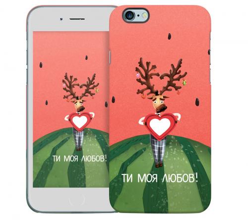 Чехол «Моя любов» для Apple iPhone 6 4.7