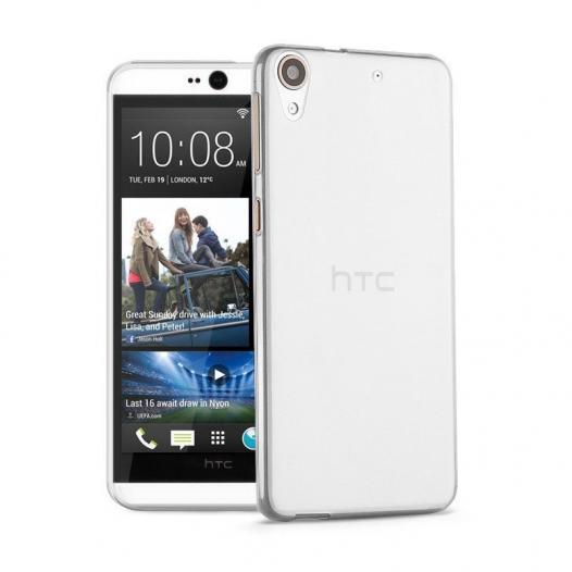 TPU чехол Ultrathin Series 0,33mm для HTC Desire 626