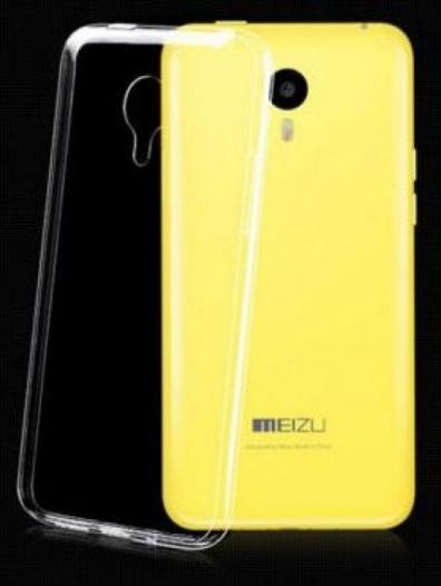 TPU чехол Ultrathin Series 0,33mm для Meizu M1/M1 mini