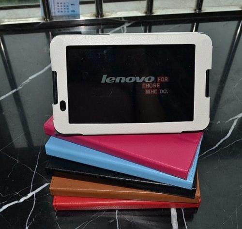 Кожаный чехол-книжка TTX с функцией подставки для Lenovo Tab 2 A7-30