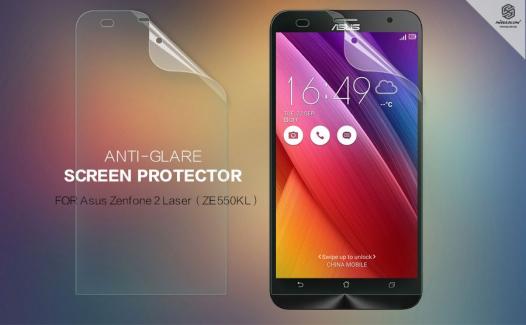 Защитная пленка Nillkin для Asus Zenfone 2 Laser (ZE550KL)