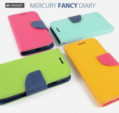 Чехол (книжка) Mercury Fancy Diary series для Samsung i9300 Galaxy S3
