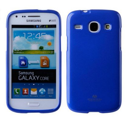 TPU чехол Mercury Jelly Color series для Samsung i8262 Galaxy Core