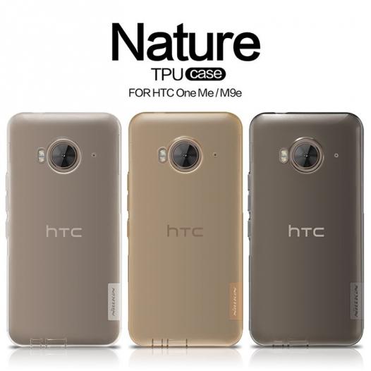 TPU чехол Nillkin Nature Series для HTC One / M9e