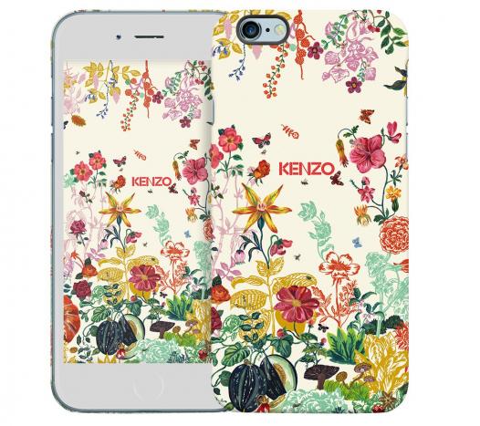 Чехол «Kenzo Flowers» для Apple iPhone 6 4.7
