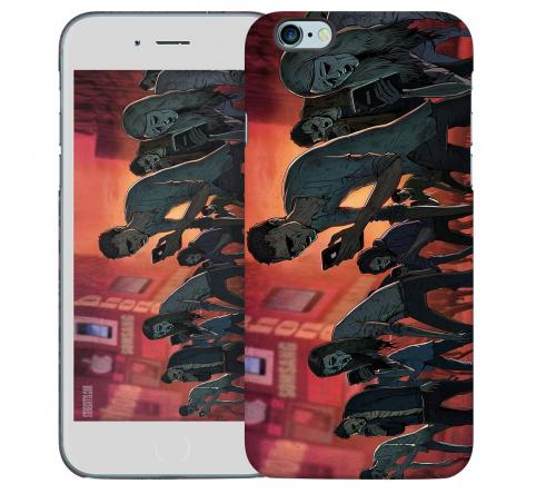 Чехол «Zombie phone» для Apple iPhone 6 4.7