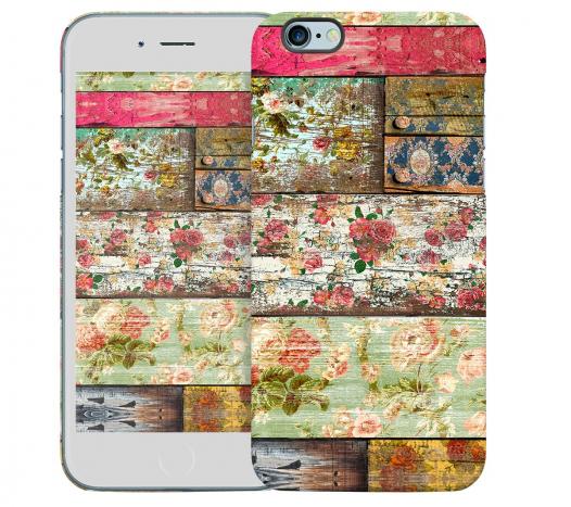 Чехол «Wood» для Apple iPhone 6 4.7