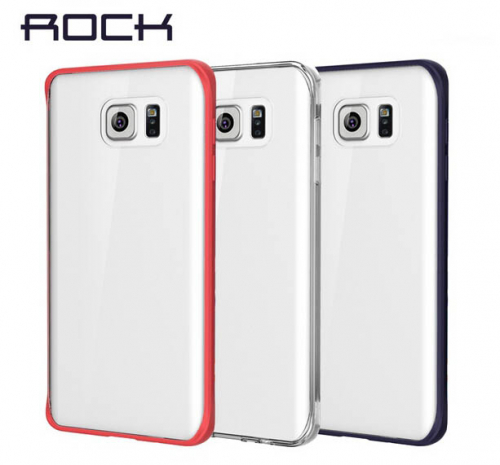 TPU+PC чехол Rock Pure Series для Samsung Galaxy Note 5