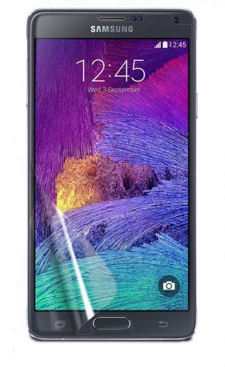 Защитная пленка Ultra Screen Protector для Samsung N910H Galaxy Note 4