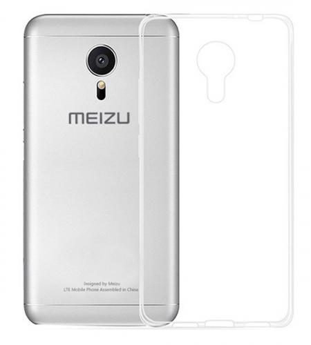 TPU чехол Ultrathin Series 0,33mm для Meizu M3 Note