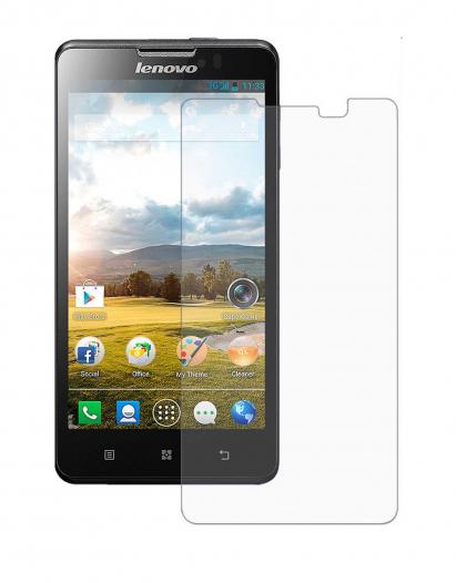 Защитное стекло Ultra Tempered Glass 0.33mm (H+) для Lenovo A5000 (картонная упаковка)