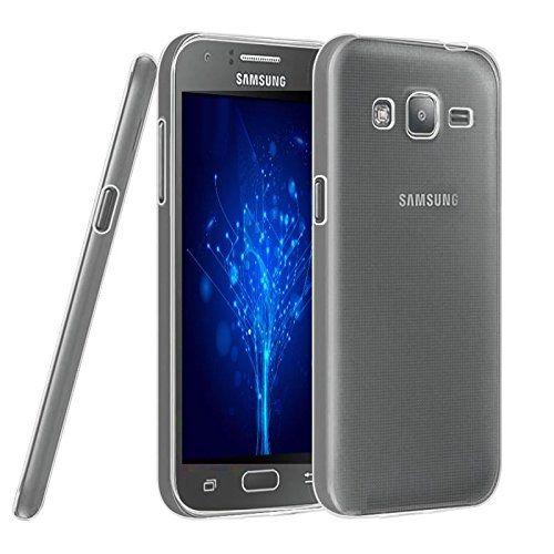 TPU чехол Ultrathin Series 0,33mm для Samsung J200H Galaxy J2 Duos