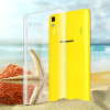 Пластиковая накладка IMAK Crystal Series для Lenovo A6000/A6000+/K3/A6010 Pro