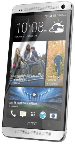 Защитная пленка Ultra Screen Protector для HTC One / M7
