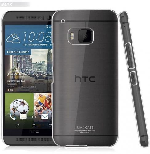 Пластиковая накладка IMAK Wearable Crystal Series для HTC One / M9