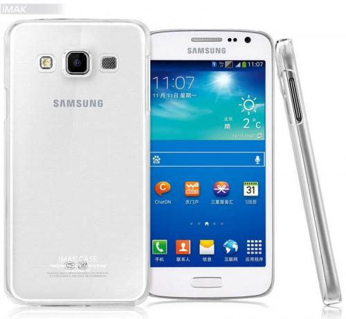 Пластиковая накладка IMAK Crystal Series для Samsung A500H / A500F Galaxy A5