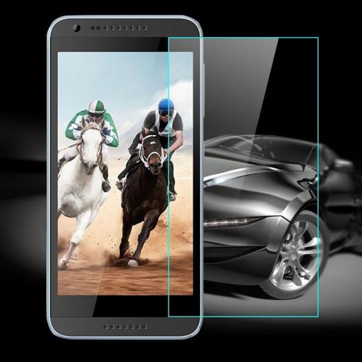 Защитное стекло Ultra Tempered Glass 0.33mm (H+) для HTC Desire 620/Desire 820 mini (карт. уп-ка)