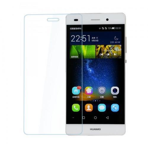 Защитное стекло Ultra Tempered Glass 0.33mm (H+) для Huawei P8 Lite (картонная упаковка)