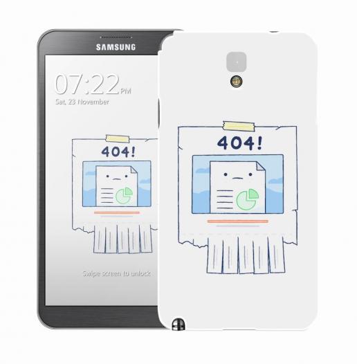 Чехол «404» для Samsung Galaxy Note 3 N9000/N9002