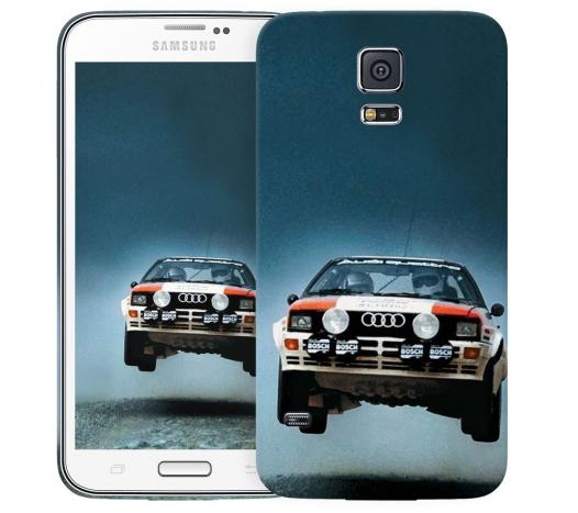 Чехол «Audi quattro» для Samsung Galaxy S5