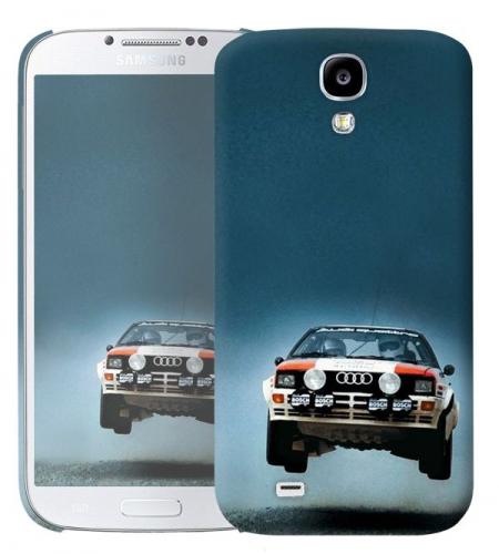 Чехол «Audi quattro» для Samsung Galaxy s4 / Galaxy S4 mini