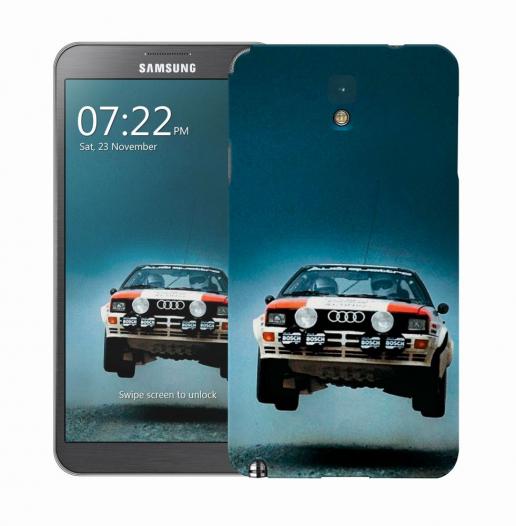 Чехол «Audi quattro» для Samsung Galaxy Note 3 N9000/N9002